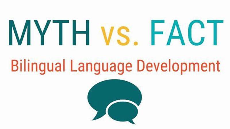 باورهای نادرست درمورد یادگیری زبان دوم درکودکان
