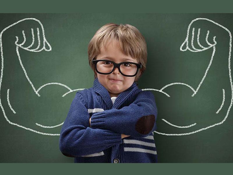 اعتماد به نفس کودک و راه های تقویت آن