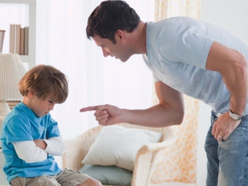 احساس کودک را نفی نکنید